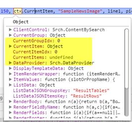 Display Template and Current Item Index | Mikko Koskinen