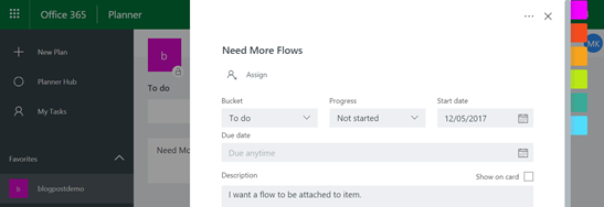Creating a Feedback Form Part 2 – Connecting the Flow | Mikko Koskinen